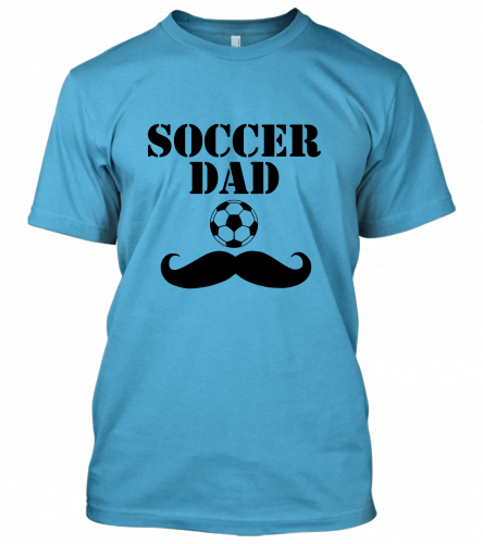 01 soccer dad Unisex T-Shirt