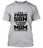 i m a proud son Unisex T-Shirt