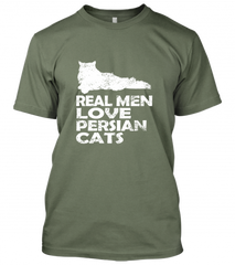 real men love persian cats Unisex T-Shirt