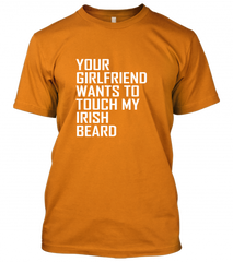 02 my irish beard Unisex T-Shirt