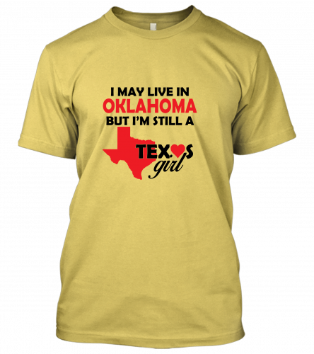 07 texas girl Unisex T-Shirt