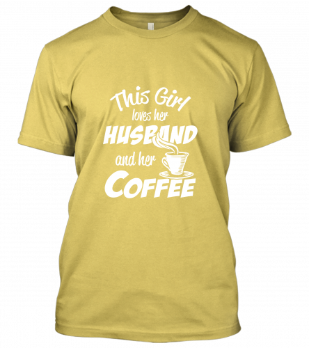 01 husband and coffee Unisex T-Shirt