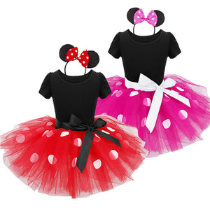 minnie mouse princess party costume