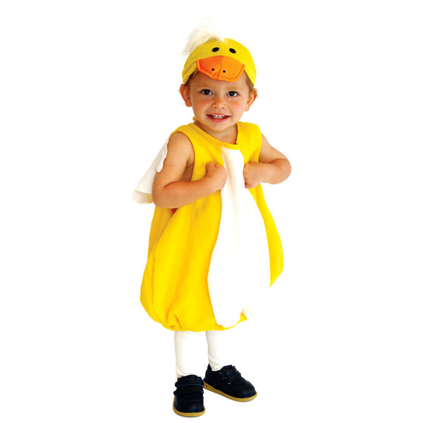 Yellow Duck Costume