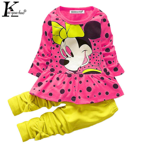 Minnie Mouse 2 piece outfit
