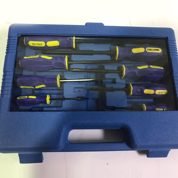 10 PC Screwdriver Set x2 sets available
