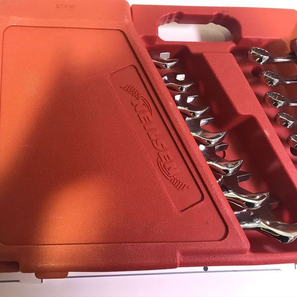 16 PCS Combination Spanner Set