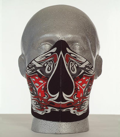 Bandero men's Ol' Skool biker mask
