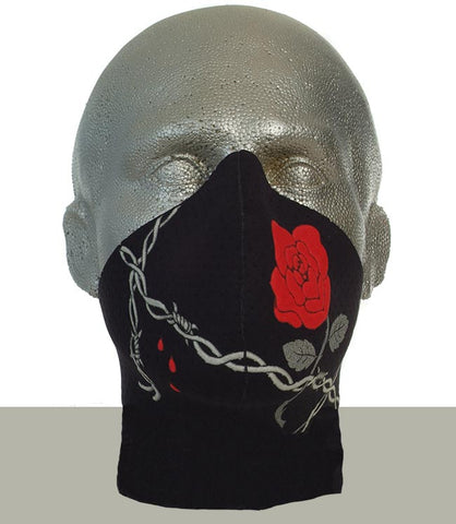 Bandero women's long neck mask