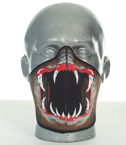 Bandero men's Slayer biker mask