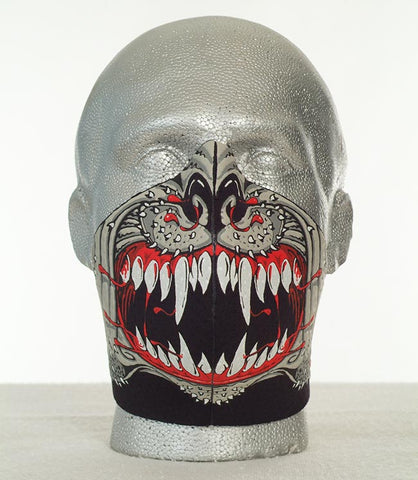 Bandero men's Spike biker mask