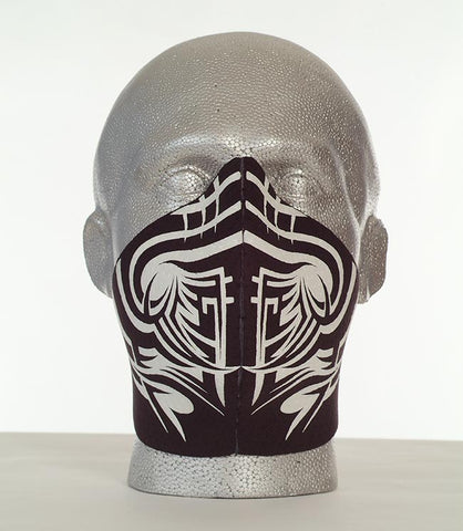 Bandero men's Tribal biker mask