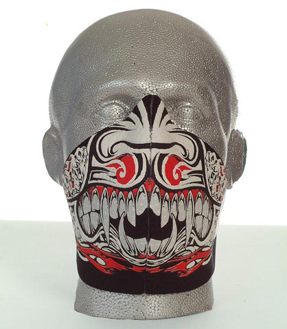 Bandero Men's Warrior biker mask