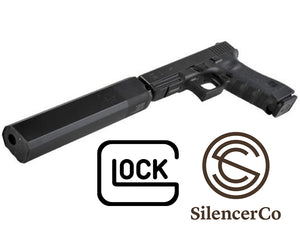 Glock 21 Suppressed