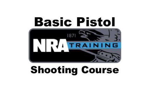 NRA BASIC PISTOL COURSE - March 28th