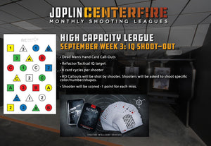 High Capacity Shooting League
