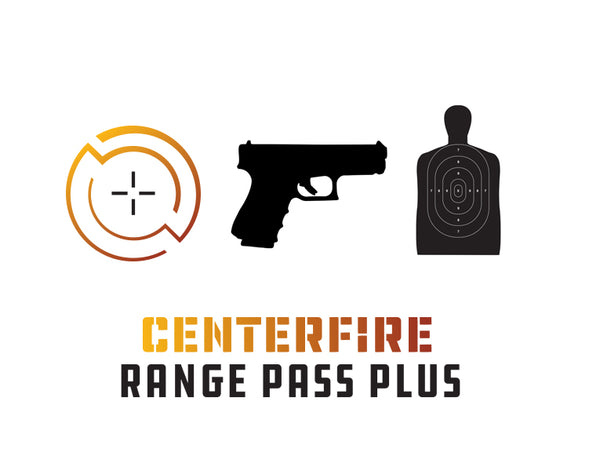 Range Pass Plus (sold daily)