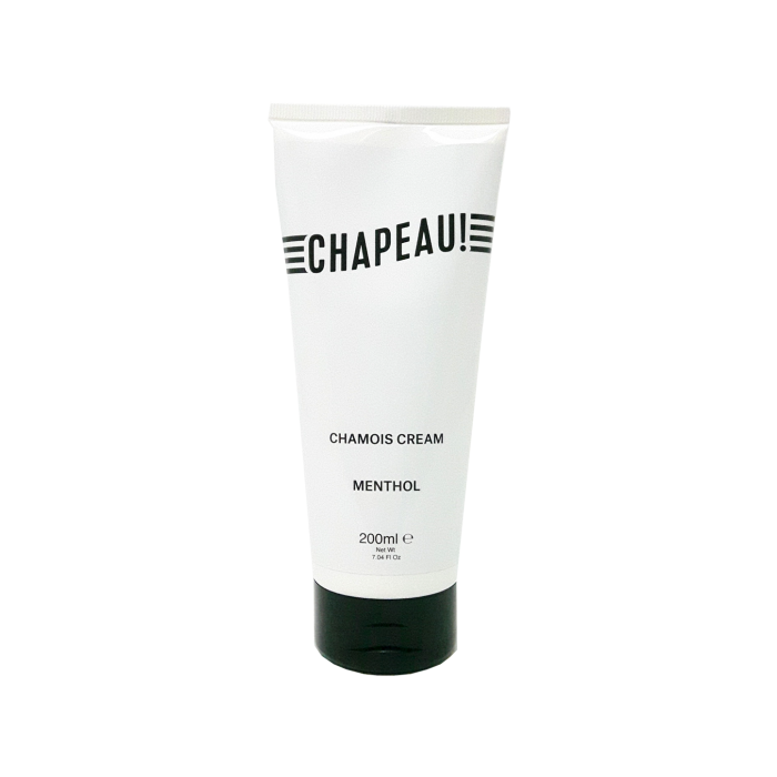 Chapeau! Menthol Chamois Cream - 200ml