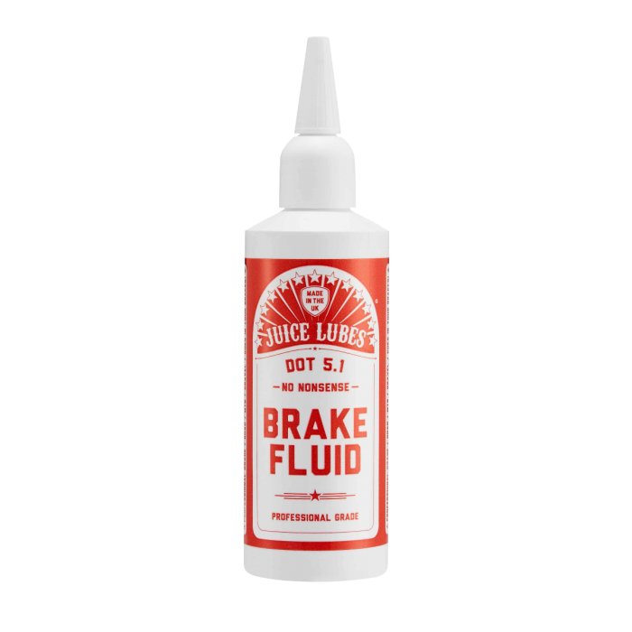 Juice Lubes DOT 5.1 High Performance Brake Fluid - 130ml