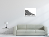 Giclee photography print of the Riverwalk apartments by Vauxhall Bridge in London by motivo