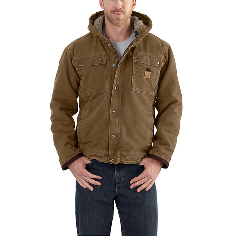 Mens Bartlett Jacket - Frontier Brown