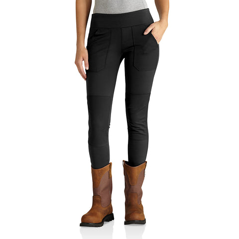 Womens Force Utility Legging - Black