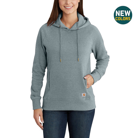 Womens Avondale Pullover Sweatshirt - Sea Glass Heather