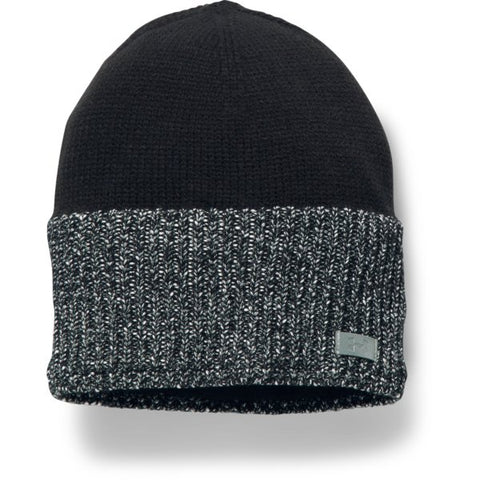 Windstopper Knit Beanie - Black
