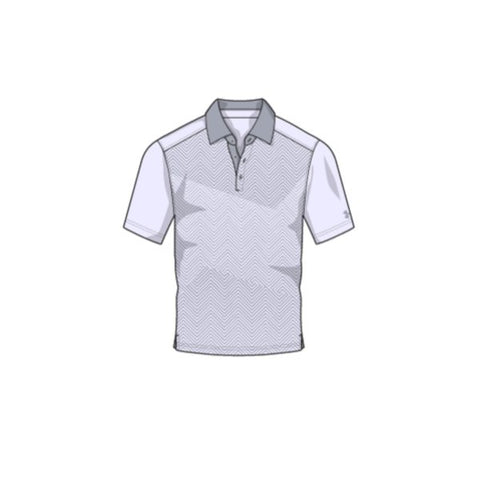 Father's Day Polo - White