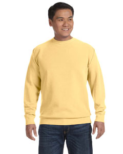Comfort Colors Adult Crewneck Sweatshirt - Butter