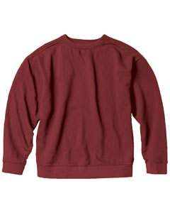 Comfort Colors Adult Crewneck Sweatshirt - Crimson