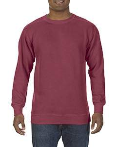 Comfort Colors Adult Crewneck Sweatshirt - Brick