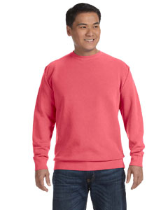 Comfort Colors Adult Crewneck Sweatshirt - Salmon
