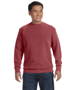 Comfort Colors Adult Crewneck Sweatshirt - Chili Pepper