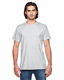 American Apparel Unisex Power Washed T-Shirt - New Silver