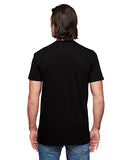 American Apparel Unisex Power Washed T-Shirt - Black