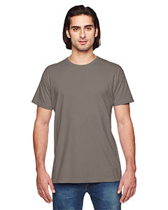 American Apparel Unisex Power Washed T-Shirt - Pewter