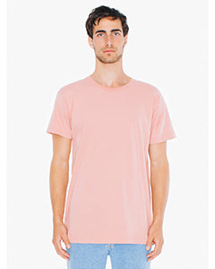 American Apparel Unisex Power Washed T-Shirt - Paulette Pink
