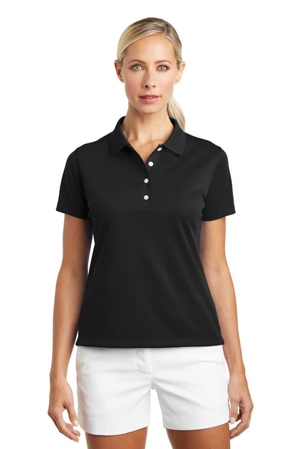 Nike Golf - Ladies Tech Basic Dri-FIT Polo.  203697 - Black