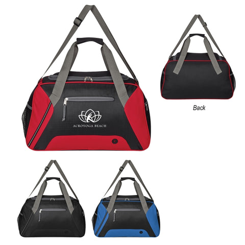 Expedition Duffel Bag (Silk-Screen)