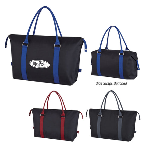 Rockway Duffel Bag (Silk-Screen)