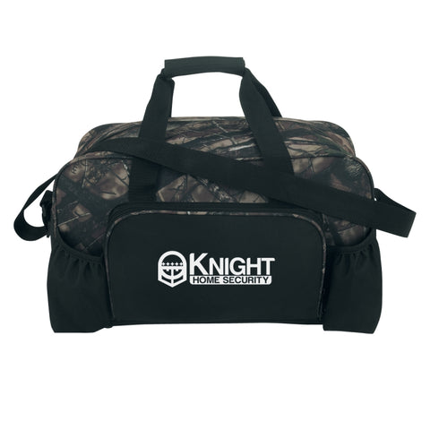 True Timber® Econo Duffel Bag (Silk-Screen)