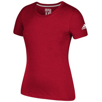 Goto Performance Short Sleeve Crew Power Red