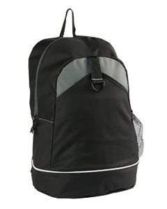 Gemline Canyon Backpack - Black