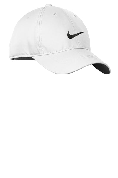 4057b1d4 Nike Golf Dri-FIT Swoosh Front Cap. 548533 - White/ Black - Customize & Buy  – Brand RPM