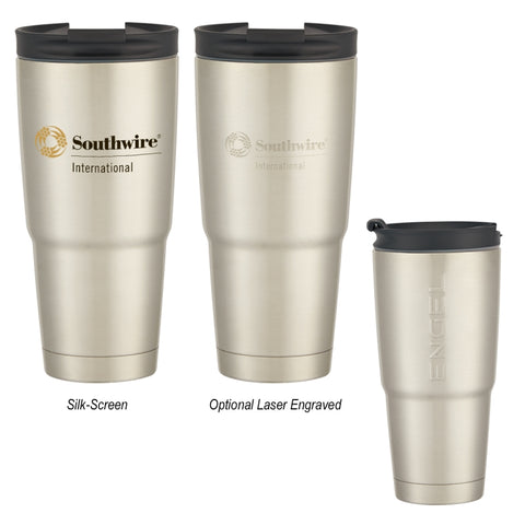 30 Oz. Engel® Tumbler (Silk-Screen)