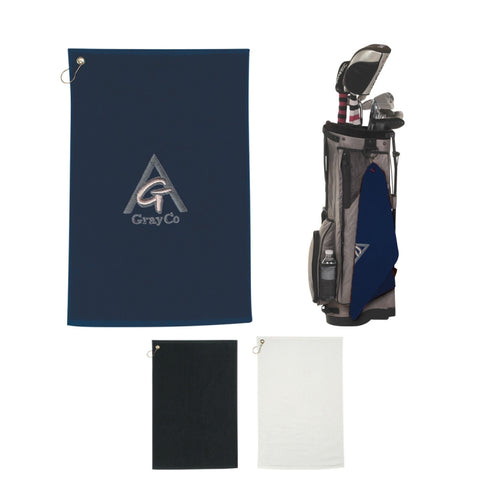 Golf Towel (Embroidered)