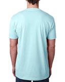 Next Level Men's CVC V - Ice Blue