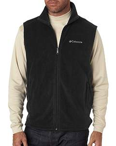 Columbia Men's Steens Mountain� Vest - Black