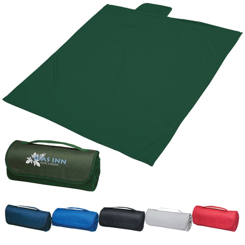 Sweatshirt Roll-Up Blanket (Silk-Screen)